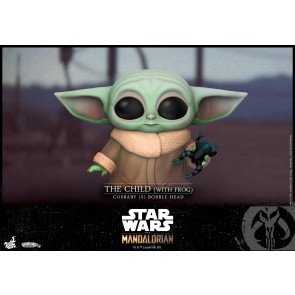 Hot Toys COSB745 The Child (With Frog) Cosbaby (S) Bobble-Head
