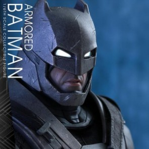 Hot Toys 1/6th Scale Batman v Superman: Dawn of Justice Armored Batman