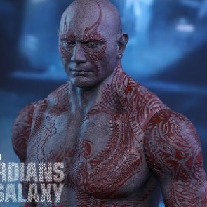 Hot Toys 1/6th Scale Guardians of the Galaxy Drax the Destroyer Figure
