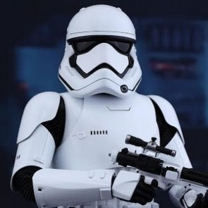 Hot Toys 1/6th Scale Star Wars: The Force Awakens First Order Stormtrooper