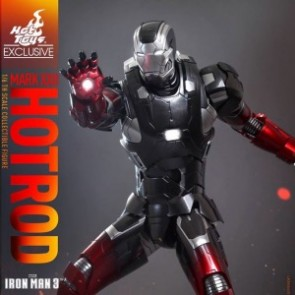 Hot Toys 1/6th Scale Hot Rod (Mark XXII) Exclusive Figure