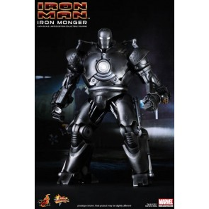 Hot Toys 1/6th Scale Iron Man Iron Monger Limited Edition Figure