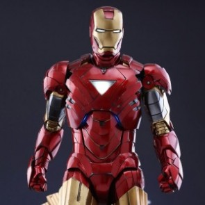 Hot Toys 1/6 Scale MMS378D17 The Avengers Mark VI Collectible Figure