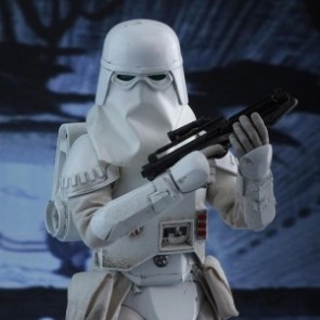 Hot Toys 1/6th Scale MMS397 Star Wars: The Empire Strikes Back Snowtrooper Figure