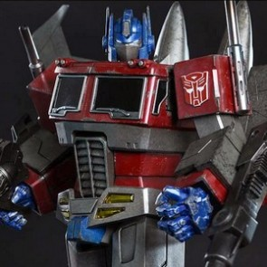 Hot Toys The Transformers Generation 1 Optimus Prime (Starscream Version) Collectible Figure