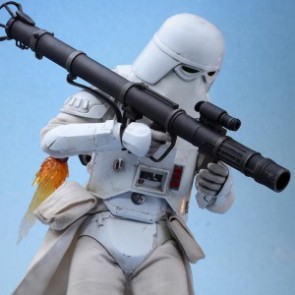 Hot Toys 1/6th Scale VGM24 Star Wars Battlefront Snowtrooper Figure (Deluxe Version)