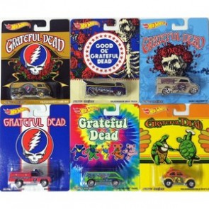 Hot Wheels 1:64 Scale 2014 Pop Culture Grateful Dead