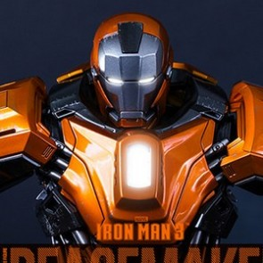 Hot Toys 1/6th Scale Iron Man 3 Mark 36 Peacemaker Exclusive Figure