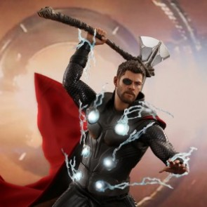 Hot Toys 1/6th Scale MMS474 Avengers: Infinity War Thor Collectible Figure