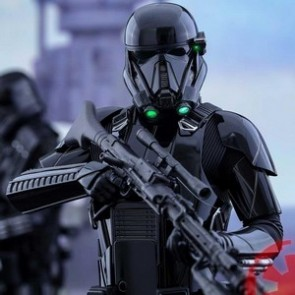 Hot Toys 1/6th Scale MMS398 Rogue One: A Star Wars Story Death Trooper Figure