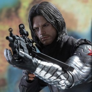 Hot Toys 1/6th Scale MMS351 Captain America: Civil War Winter Soldier Figure