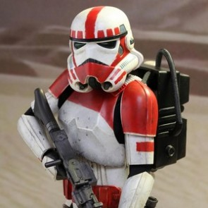 Hot Toys 1/6th Scale Star Wars Battlefront Shock Trooper Figure