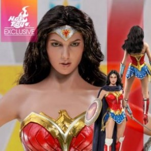 Hot Toys 1/6th Scale MMS506 Justice League Wonder Woman Comic Concept Version (Exclusive)