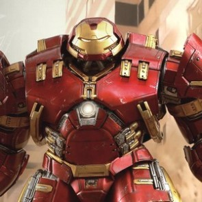 Hot Toys 1/6th Scale Avengers Age of Ultron Hulkbuster Collectible Figure