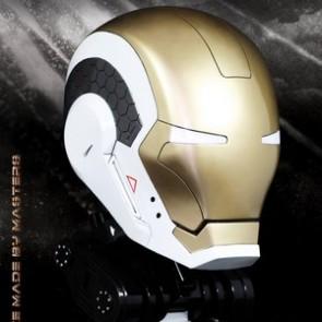 Imaginarium Art Iron Man 3 1:1 Scale Mark 39 Helmet
