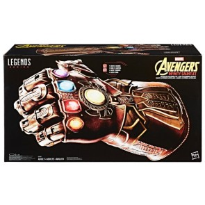 Hasbro Marvel Legends Avengers Infinity Gauntlet