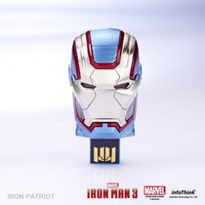 Iron Man 3 Official USB Flashdrive 8GB Iron Patriot