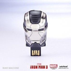 Iron Man 3 Official USB Flashdrive 8GB War Machine