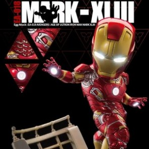 Kidslogic Egg Attack EA-018 Avengers Age of Ultron Iron Man Mark XLIII