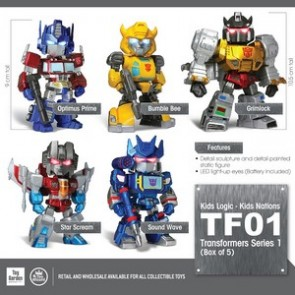 Kidslogic Kids Nation Transformers Series TF01