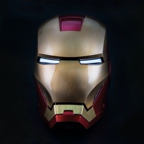 Killerbody 1:1 Scale Iron Man Mark 7 Helmet (Voice Control Helmet)
