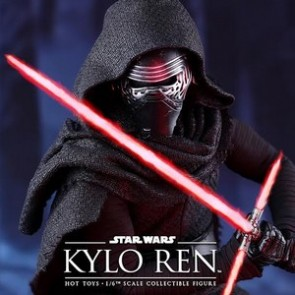 Hot Toys 1/6th Scale Star Wars: The Force Awakens Kylo Ren Figure