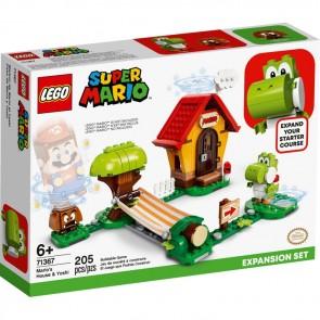 LEGO 71367  Mario's House & Yoshi