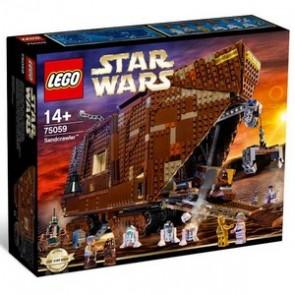 Lego 75059 Star Wars UCS Sandcrawler
