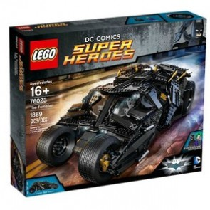 Lego 76023 Batman UCS Batmobile The Tumbler
