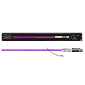 Star Wars The Black Series Force FX Lightsaber EP3 Mace Windu