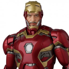 Medicom Mafex No. 022 The Avengers: Age of Ultron Iron Man Mark 45 Figure