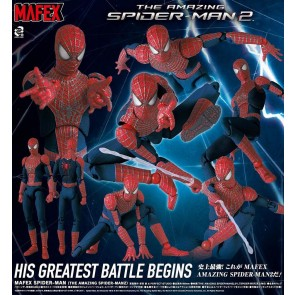 Medicom Mafex No. 003 The Amazing Spider-Man 2 Figure