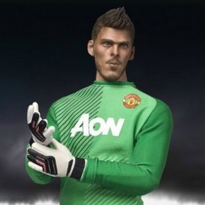 ZCWO 1/6th Scale Manchester United De Gea Collectible Figure