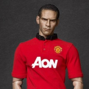 ZCWO 1/6th Scale Manchester United Rio Ferdinand Collectible Figure