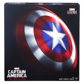 Hasbro Marvel Legends Captain America Shield