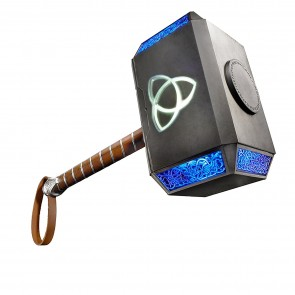 Hasbro Marvel Legends Mjolnir Electronic Thor Hammer