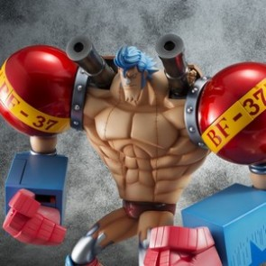 Megahouse POP SA Maximum Armored Franky (Reproduction)