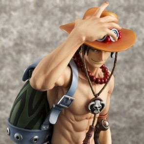 Megahouse 1/8th Scale POP One Piece Neo DX Portgas D Ace (10th Anniversary)