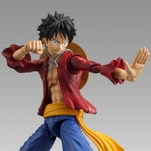MegaHouse VAH Variable Action Heroes One Piece Monkey D. Luffy Action Figure