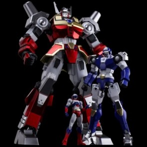 "Sentinel Metamor-Force ""BARI""ATION Machine Robo Revenge of Cronos: Baikanfu"