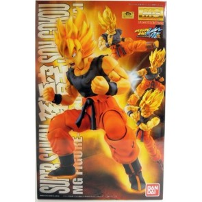 Bandai MG FigureRise Dragon Ball Z Super Saiyan Son Gokou