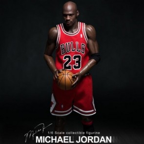 Enterbay 1/6th Scale NBA Collection Michael Jordan #23 (Series 1 Road Edition)