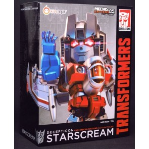 Kidslogic Mecha Nations MN05 Transformers G1 Starscream