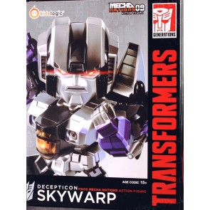 Kidslogic Mecha Nations MN009 Transformers G1 Skywarp