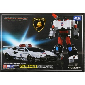Takaratomy Transformers Masterpiece MP-14C Clampdown