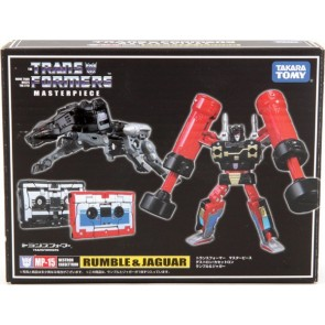 Takara Tomy Transformers Masterpiece MP-15 Rumble & Jaguar