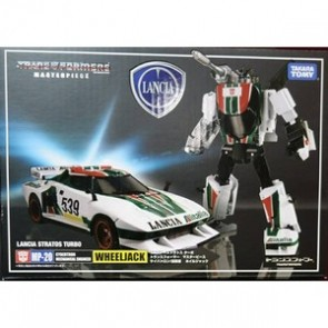 Takaratomy Transformers Masterpiece MP-20 Wheeljack