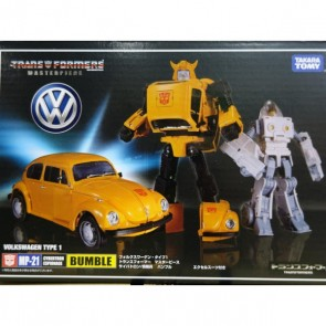 Takaratomy Transformers Masterpiece MP-21 Bumblebee