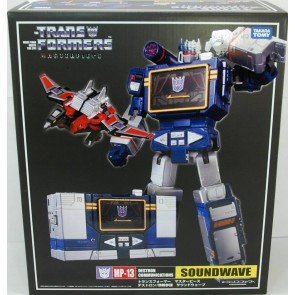 Takara Tomy Transformers Masterpiece MP-13 Soundwave (Re-issue Nov 2019)