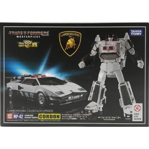 Takara Tomy Transformers Masterpiece MP-42 Cordon